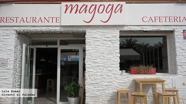 Restaurante Magoga. Un soplo de aire fresco en la restauración de Cartagena