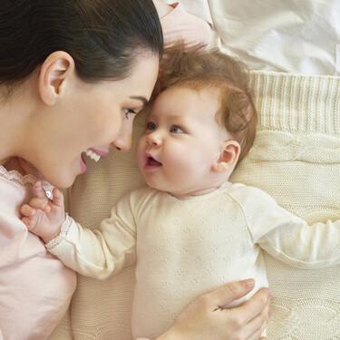 ¿Cuándo empieza tu bebé a reconocerte al verte?