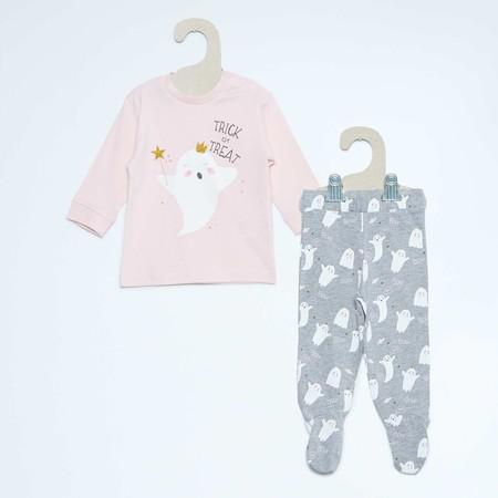 Pijama Halloween Bebe