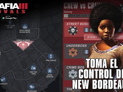 Mafia 3: Rivales, el RPG por equipos de gangsters, ya está en Google Play