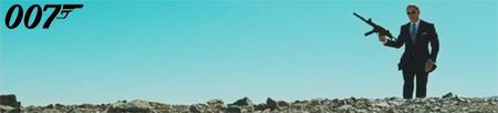 'Quantum of Solace': Impresionante vídeo ingame