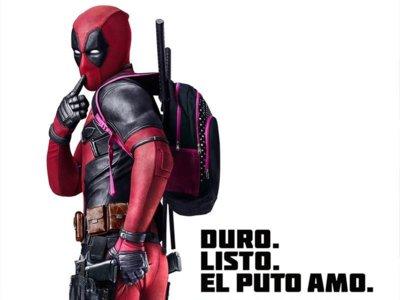 Taquilla española | Nos partimos el ojete con Deadpool
