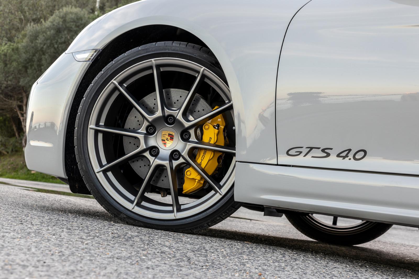 Foto de Porsche 718 Boxster GTS 4.0 (presentación) (87/88)