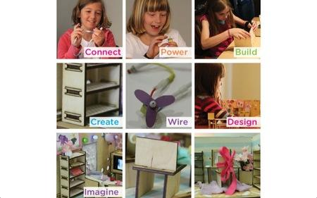 Roominate es la inspiración necesaria para que las niñas sean las visionarias, ingenieras y arquitectas del futuro