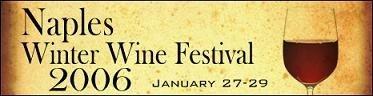 100.000 dólares por dos vinos españoles en Naples Winter Festival