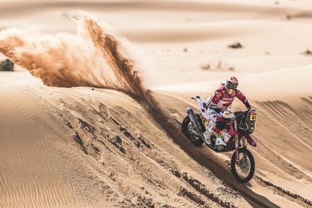 Laia Sanz Dakar 2021