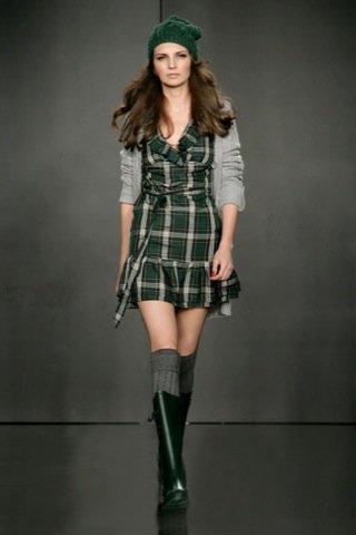Pepe Jeans, Otoño-Invierno 2010/2011 vestido