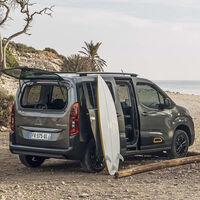 Citroën Berlingo Rip Curl, la versión más surfera llega a España desde 22.300 euros