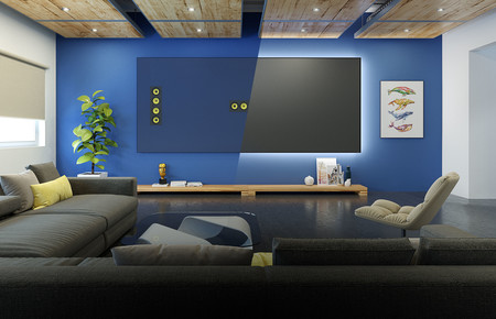 Estas pantallas microperforadas prometen ocultar tus altavoces sin perjudicar (o casi) la calidad de sonido