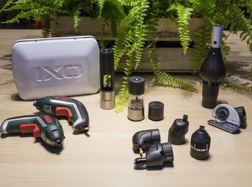 Desde abrir el vino hasta sazonar la comida, el IXO V de Bosch nos conquista en su presentación en sociedad