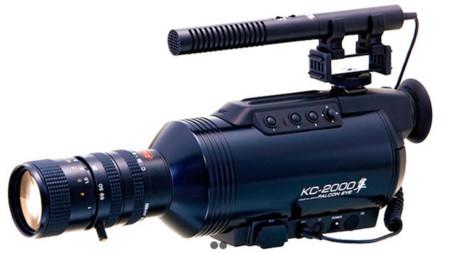 Falcon Eye KC-2000, videocámara que presume de revolucionaria visión nocturna