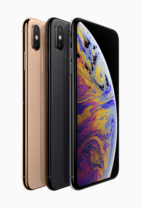 Apple Iphone Xs colores