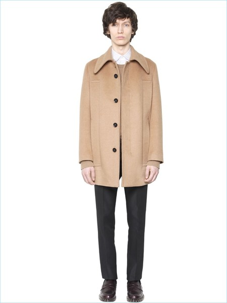 Valentino Wool Coat