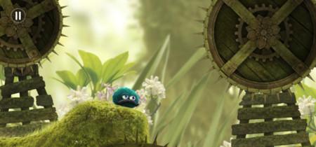 Leo's Fortune, un maravilloso juego de plataformas para iOS