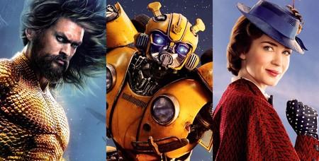 Taquilla: Aquaman hace el peor estreno del DCEU pero barre a Mary Poppins y Bumblebee en el fin de semana más competitivo del año