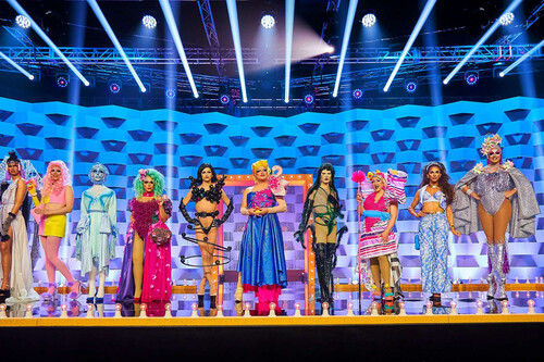 'Drag Race España': un vivaracho reality de ATRESplayer que agrega sabor patrio a la esencia de RuPaul