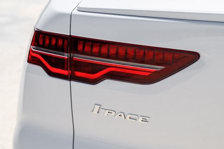 Jaguar I-PACE logo