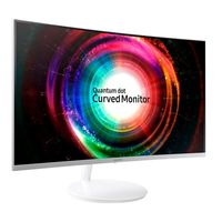En PcComponentes tenemos de nuevo en oferta el monitor curvo Samsung C27H711, por 299 euros