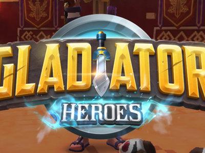 Gladiator Heroes ya disponible en Android: entrena y lleva a la gloria a tus gladiadores