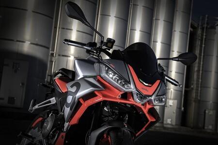 Aprilia se ha dado cuenta que a la Tuono 660 le falta electrónica y ponen en oferta IMU y quickshifter de la RS 660 por 180 euros