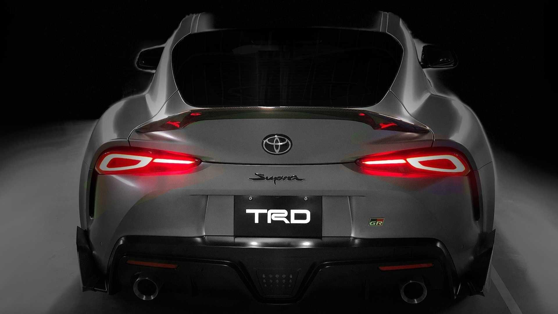 Foto de Toyota GR Supra Performance Line Concept TRD (5/7)