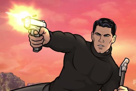 El tráiler de la temporada 11 de 'Archer' nos devuelve a la realidad con el humor salvaje de siempre