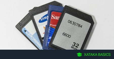 Tipos de tarjetas SD: qué significan sus clases, tipos y numeraciones