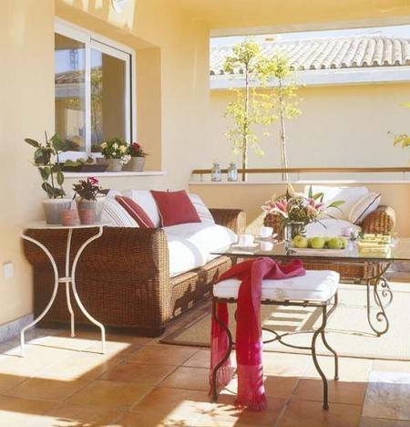 Cinco ideas para actualizar tu terraza