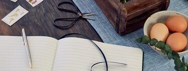 Si eres de los que prefiere escribir a mano sus recetas, mantenlas más ordenadas y bonitas que nunca con estos recetarios