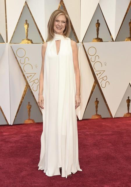 Dawn Hudson Valentino Oscars2017