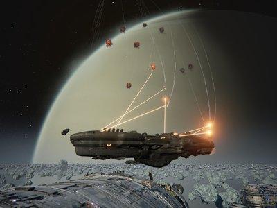 Inscríbete a la beta cerrada de Dreadnought, el nuevo free-to-play de batallas espaciales para PS4