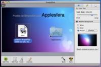 Simplydisk permite crear archivos de imágenes DMG de forma personalizada