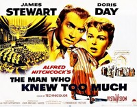 Alfred Hitchcock: 'El hombre que sabía demasiado', el remake