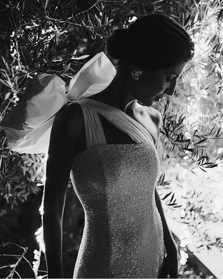 Así es el vestido de novia más bonito y romántico del verano: un diseño firmado por Redondo Brand