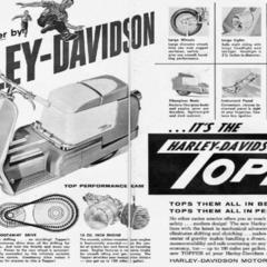 Foto 1 de 13 de la galería harley-davidson-topper-scooter en Motorpasion Moto