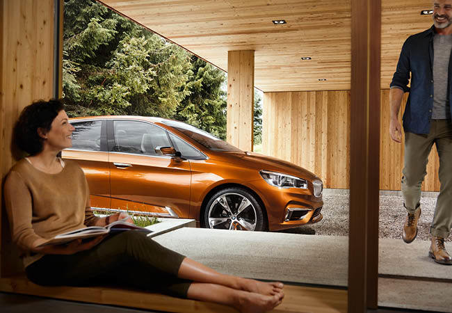 Foto de BMW Concept Active Tourer Outdoor (6/20)