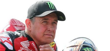 La investigación de Honda concluye que el accidente de John McGuinness fue culpa de la centralita