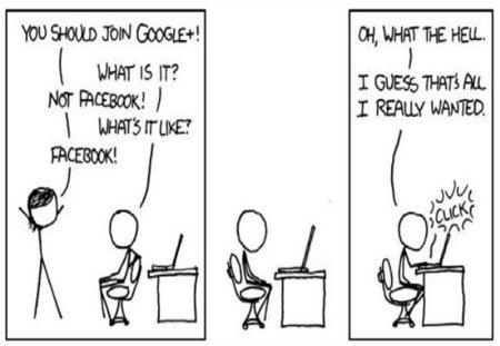 El #FF de Twitter en Google+ es... #Circlesunday