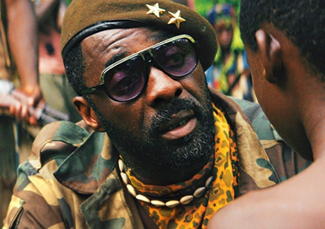 Idris Elba en Beasts Of No Nation