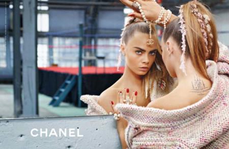 Cara Delevingne Chanel 2014