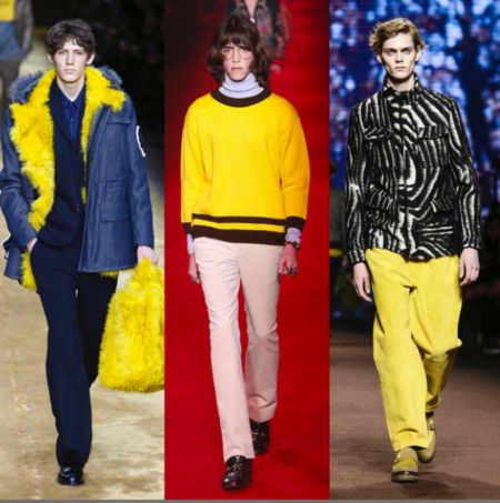 Alerta trendy: amarillo