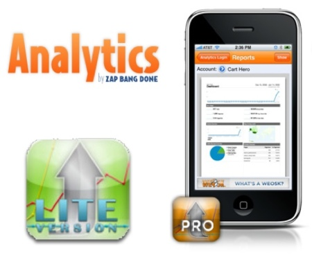 analytics lite version