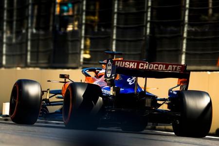 Carlos Sainz Mclaren Baku Formula1 2019