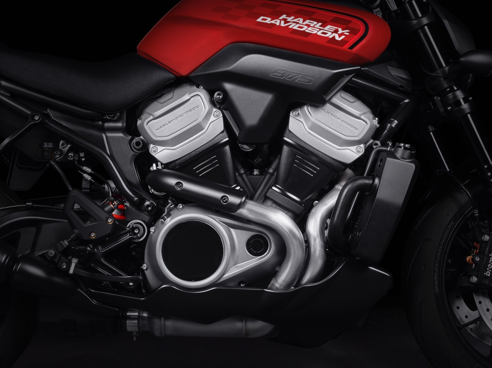 Harley-Davidson Bronx 2020