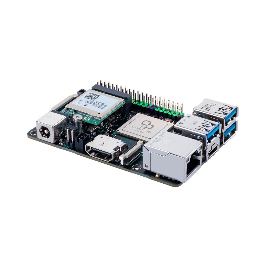 La nueva Tinker Board 2s de ASUS viene para competir contra Raspberry Pi con su potente procesador y soporte hasta Android 11