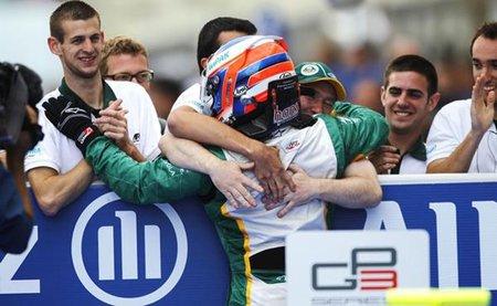 GP3 Hungría 2011: Valtteri Bottas, nuevo líder del campeonato tras un fin de semana mágico