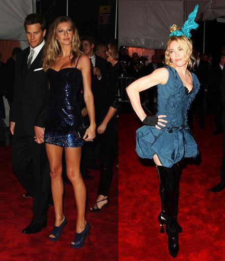Alfombra roja MET Costume Institute Gala 2009: los looks de las invitadas (III)