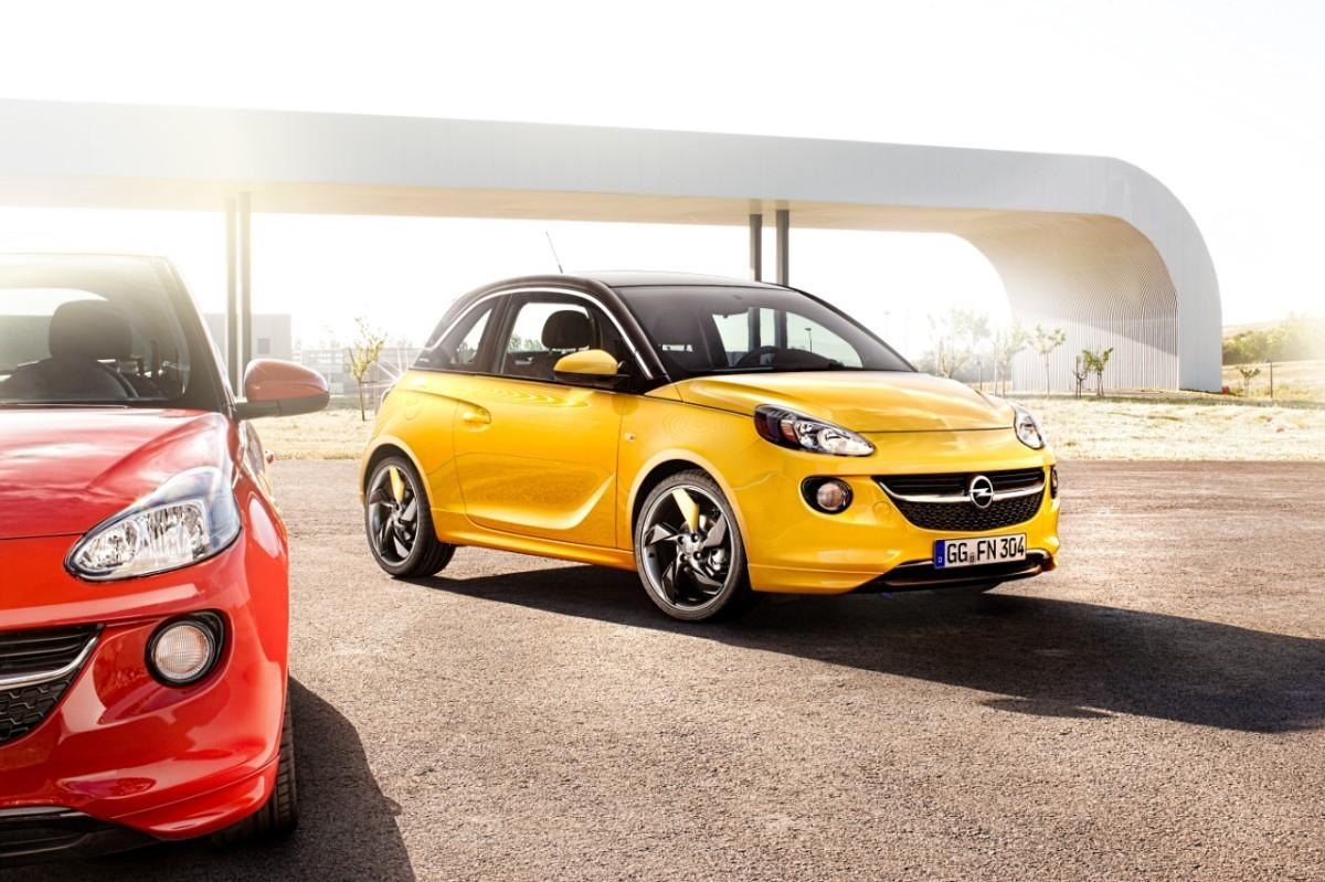 Foto de Opel Adam (31/50)