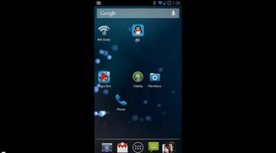 Captura de vídeo, próxima función de CyanogenMod