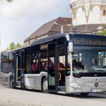 Daimler prepara un autobús eléctrico para 2018